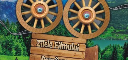 Afis Zilele filmului romanesc