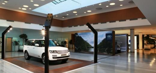 Lansare Noul Range Rover Romania
