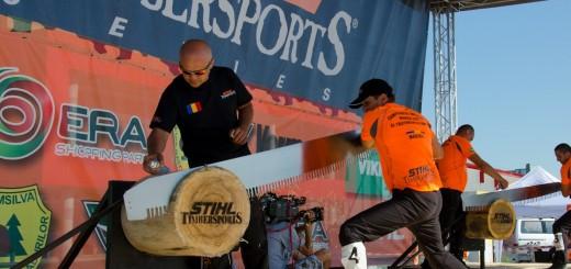 Stihl Timbersports 2012