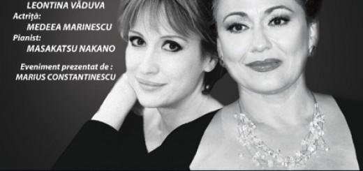 Afis Recital Verdi Wagner