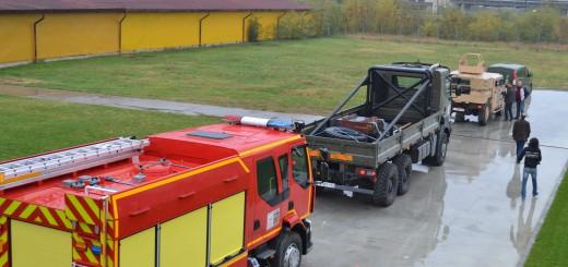 Renault, vehicule militare si de interventii ISU