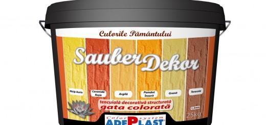 Sauber Dekor