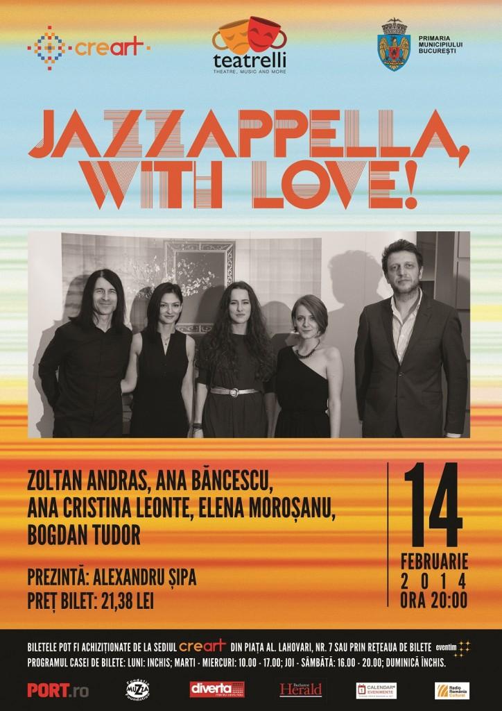 Jazzapella-concert-Teatrelli