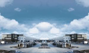 Parcul Industrial si Sediul Administrativ MENATWORK_