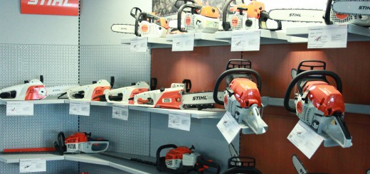 Showroom STIHL