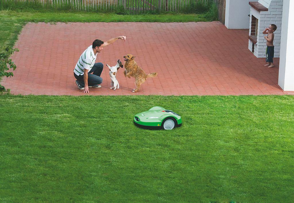 robot de tuns iarba VIKING 2