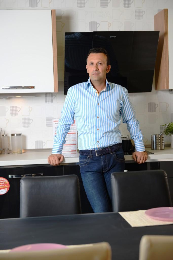 Adrian Rizea, derector comercial LEM'S