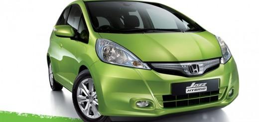 Honda Jazz Hybrid - 2015