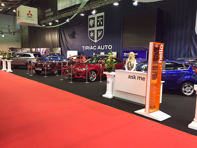 salon auto tiriac