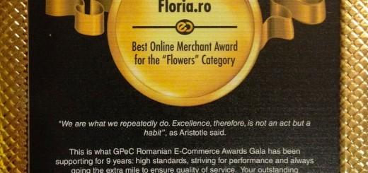 Cea mai buna florarie online