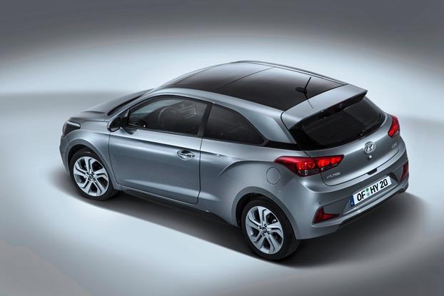 Hyundai i20 Coupe - prescu