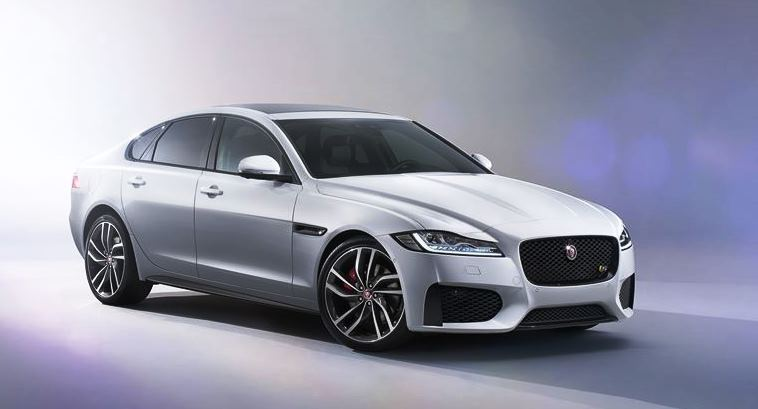 noul Jaguar XF exterior 2