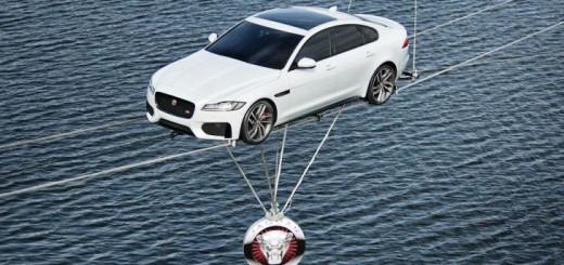 noul Jaguar XF lansare Londra