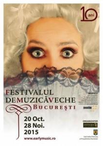10 ani Festivalul de Muzica Veche Bucuresti
