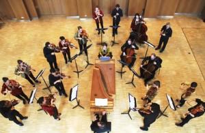 EUBO Orchestra Festivalul de Muzica Veche Bucuresti