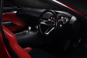 interior Mayda RX-Vision