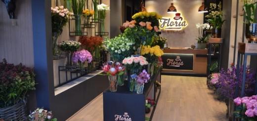 Floria in strada Dorobanti