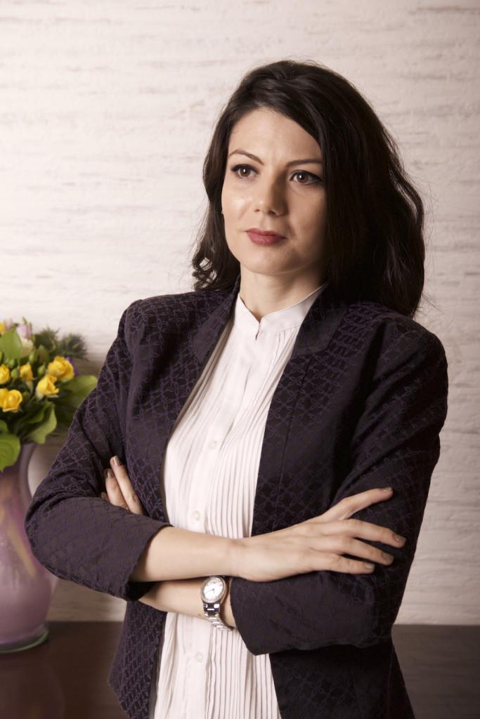 Marina Popescu -Director General Floria.ro