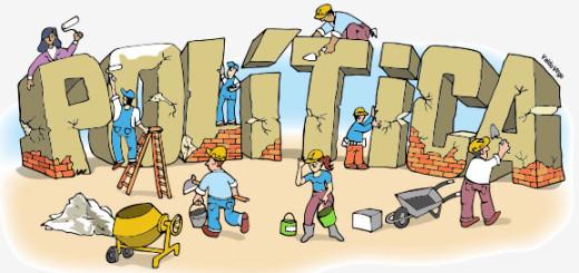 politica în construcție